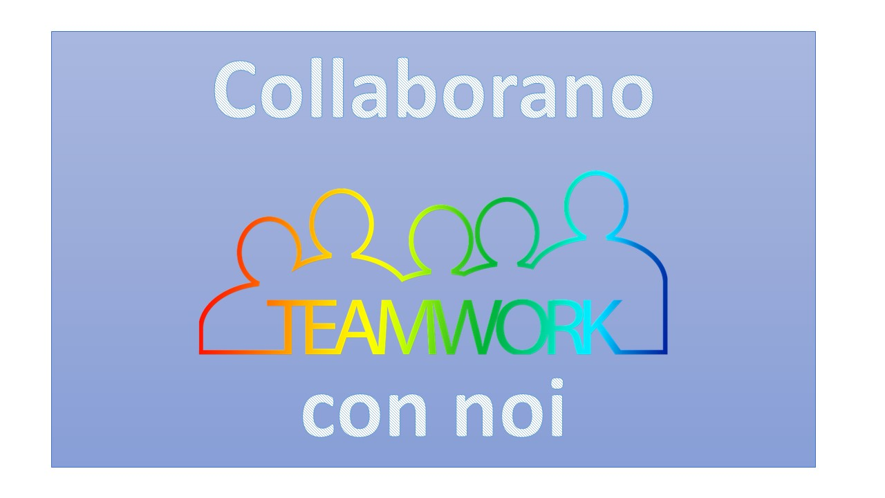 Collaborano con noi